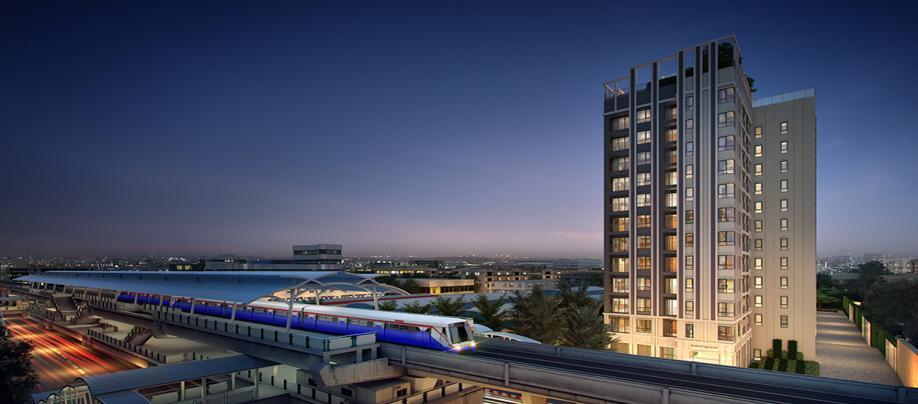Knightsbridge Skycity Condominium